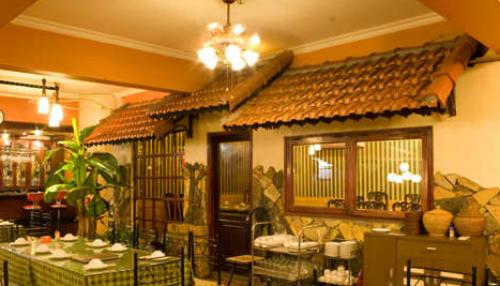 Nhà hàng Hầm Phố khám phá lòng đất Hà Nội