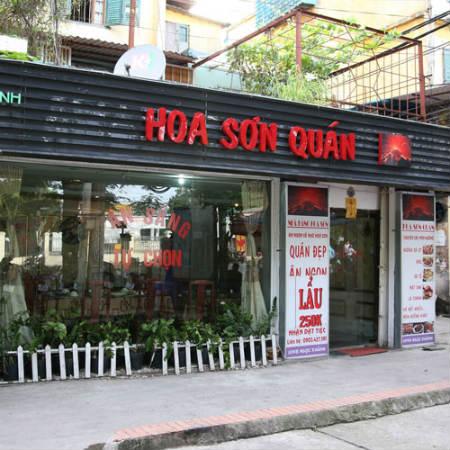 Nhà hàng Hoa Sơn - Diachianuong.vn