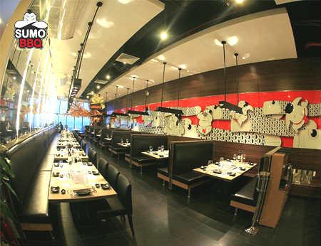 Sumo BBQ - Nhà hàng Buffet Nướng & Lẩu Nhật ở Hà Nội