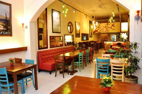 nhà hàng oliu đỏ, địa chỉ nhà hàng món âu ngon ở sài gòn, nhà hàng món âu ngon ở quận 3 -diachianuong.vn
