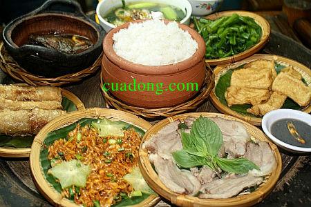 Làng Cua Đồng – Ẩm thực xứ Bắc giữa lòng Sài Gòn - diachianuong.vn 2