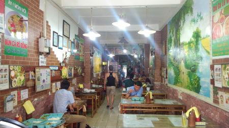 Làng Cua Đồng – Ẩm thực xứ Bắc giữa lòng Sài Gòn - diachianuong.vn 1