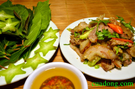 Làng Cua Đồng – Ẩm thực xứ Bắc giữa lòng Sài Gòn - diachianuong.vn 6