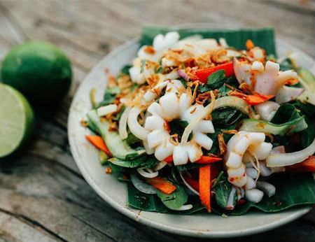 Secret Garden Restaurant -Nhà hàng ẩm thực Việt ở Sài Gòn