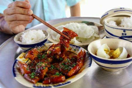 Secret Garden Restaurant - Nhà hàng ẩm thực Việt ở Quận 1
