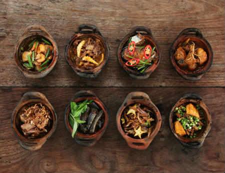 Secret Garden Restaurant - Địa chỉ Nhà hàng ẩm thực Việt ở Sài Gòn