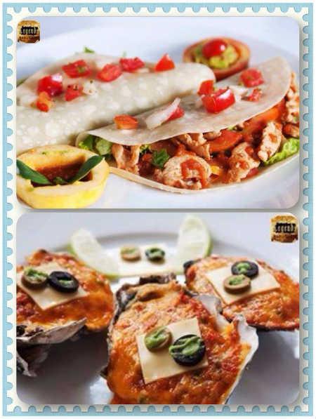 Thưởng thức ẩm thực Mexico tại Legends Bar and Grill - ẩm thực Mexico ở Sài Gòn