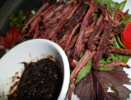 Những món ăn gợi tên đất Bắc