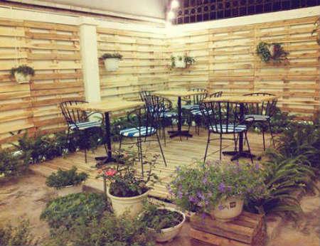 Cup of tea cafe & bistro - Không gian thân thiện và xanh mát