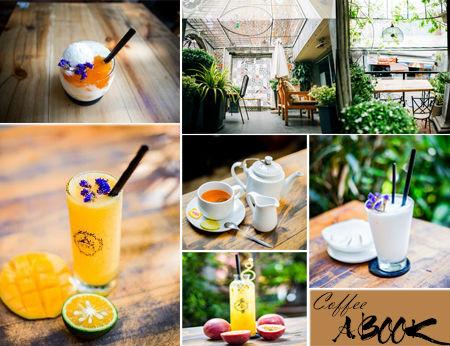 Abook Coffee - Một chút an nhiên giữa lòng Phố thị