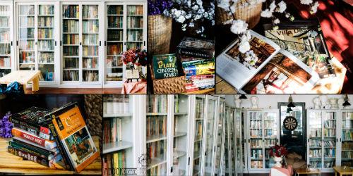 địa chỉ quán cafe sân vườn ở phú nhuận, cafe sân vườn ở phú nhuận, a book coffee