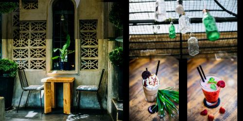 a book coffee, cafe sân vườn ở phú nhuận, địa chỉ quán cafe sân vườn ở phú nhuận