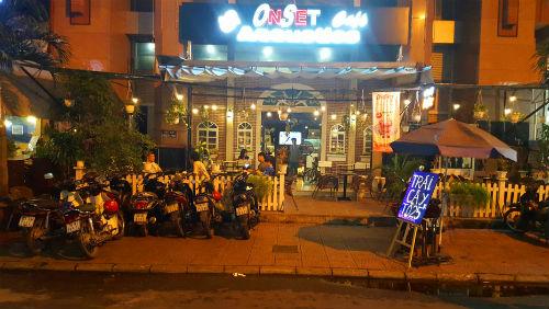 Địa chỉ quán café Acoustic ở quận 11 - Onset Acoustic Coffee