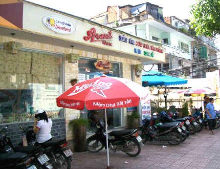Cafe ARMI – Địa chỉ quán cafe quận 3
