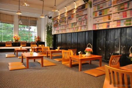 Cafe Velo - cafe sách Đà Nẵng