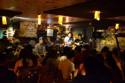 Địa chỉ quán café Acoustic hay ở quận 11 - Onset Acoustic Coffee