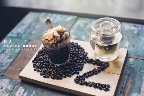 oz coffee house - địa chỉ quán cafe lãng mạn ở quận 3