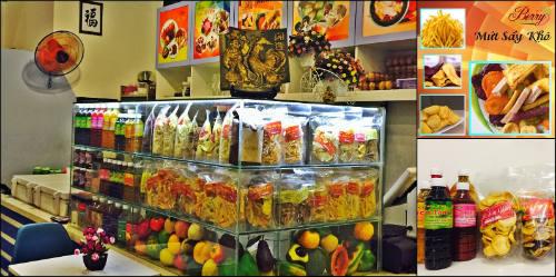 kem trái cây đà lạt berry, địa chỉ quán trái cây đà lạt ngon ở quận 3