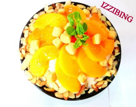 Izzibing Snow Dessert Coffee – Kem tuyết Hàn Quốc