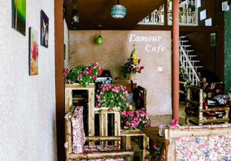 L'amour Cafe – Điểm Cafe lý tưởng cho tín đồ thích lãng mạn