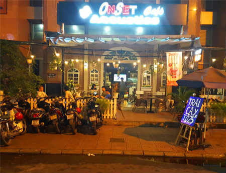 Onset Acoustic Coffee – Địa chỉ café Acoustic hay ở quận 11