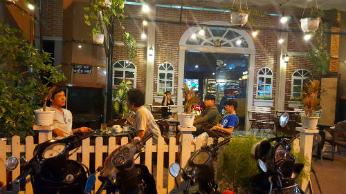 Onset Acoustic Coffee – Café Acoustic hay ở quận 11