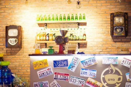 Ô Tô Coffee Xưa - Café phong cách Vintage