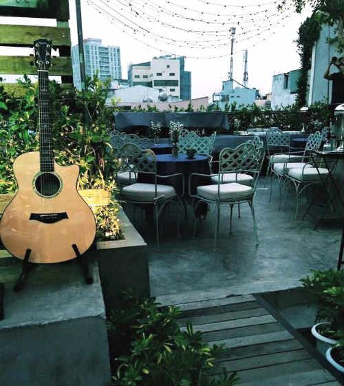 oz coffee house địa chỉ quán cafe không gian đẹp ở quận 3