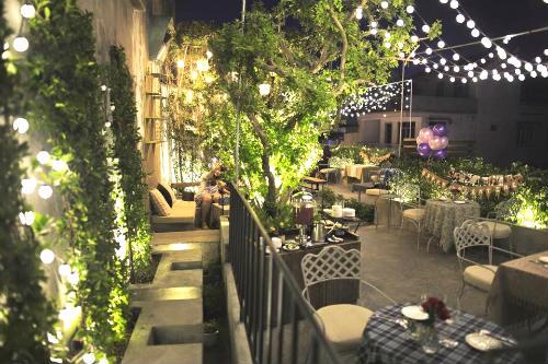 địa chỉ quán cafe không gian đẹp ở quận 3 - oz coffee house