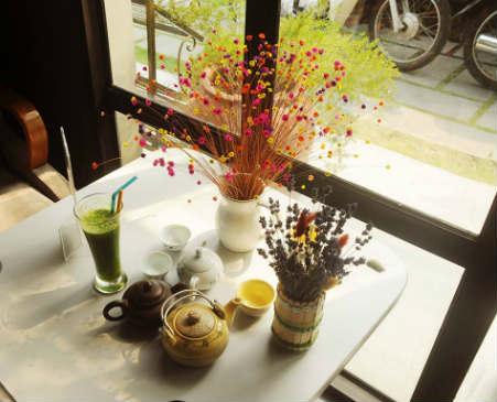 Ozone Tea & Coffee – Quán Cafe không gian đẹp quận Tân Phú