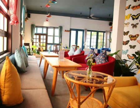 Petit Jardin Cafe – Địa chỉ quán Cafe đẹp ở Sài Gòn