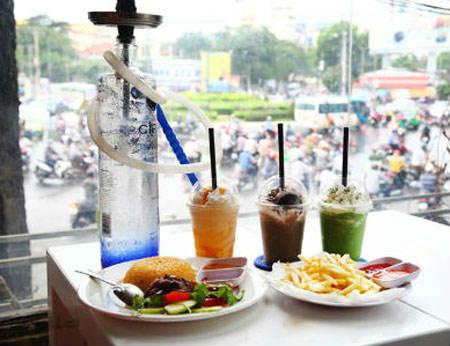 Cafe Jessol - điểm đến lý tưởng cho bạn trẻ năng động