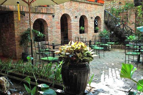 Café Cõi Xưa - Không gian hẹn hò thơ mộng