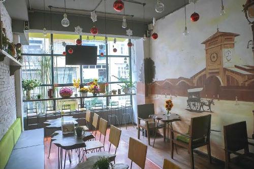 The Saigon Coffee Shop - Góc thư giãn giữa Sài Thành tấp nập, Diachianuong.vn 7