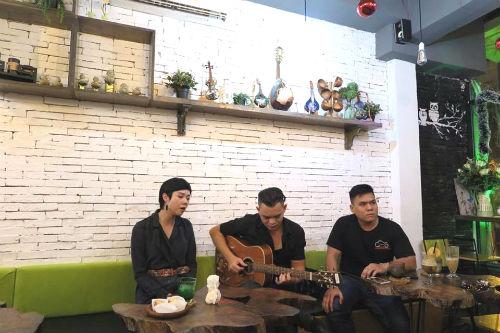The Saigon Coffee Shop - Góc thư giãn giữa Sài Thành tấp nập