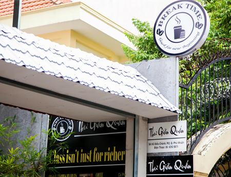 Thư Giãn Quán – Quán café cơm văn phòng ngon ở Phú Nhuận