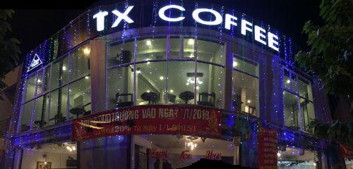 Cafe đẹp không gian đẹp ở Thủ Đức - TX Coffee