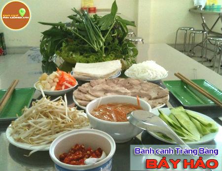 Bánh canh Trảng Bàng Bảy Hảo - Đặc sản Tây Ninh ở Quận 7