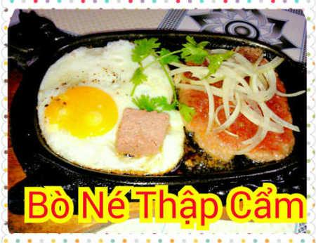 Bò né Kelly – Bò né ngon ở quận Gò Vấp
