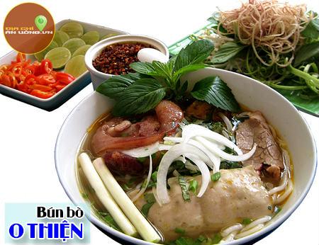 Bún bò O Thiện - Khúc tâm tình Huế giữa Sài Gòn