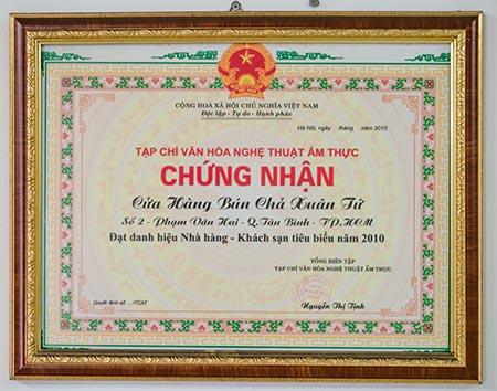 Bún Chả Hà Nội Xuân Tứ - Quán bún chả Hà Nội ngon ở Tân Bình -diachianuong.vn 1
