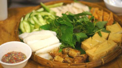 Bún đậu Rồng Đất - Địa chỉ quán bún đậu mắm tôm ngon ở Phú Nhuận
