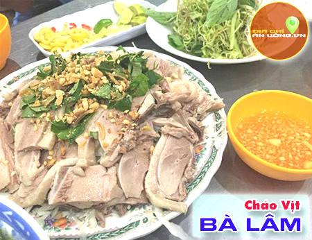 Cháo vịt Bà Lâm - Cháo vịt ngon, lâu đời ở Sài Gòn