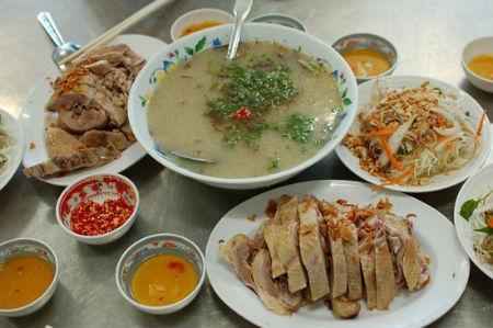 Địa chỉ quán gà ngon quận 5- Gà ta Thanh Nga - Diachianuong.vn