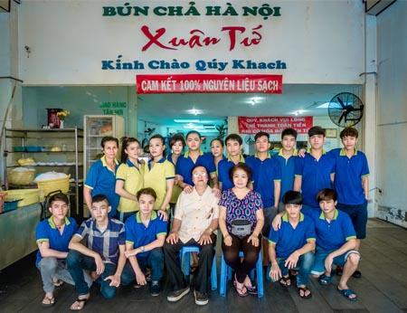 Bún Chả Hà Nội Xuân Tứ - Quán bún chả Hà Nội ngon ở Tân Bình