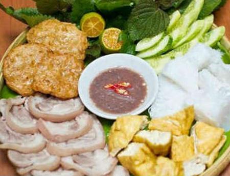 Bún đậu Lâm Bô – Quán bún đậu mắm tôm ngon quận Phú Nhuận