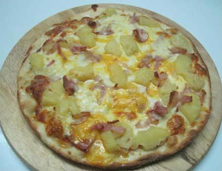Pizza Ore B – Món Ý thương hiệu Việt