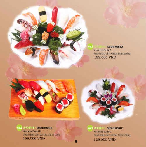 Sushi Samurai Minh Anh – Quán Sushi ngon ở quận 10 - diachianuong.vn 5