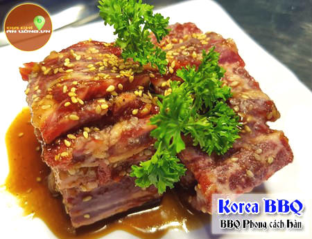 Korea BBQ - Phong cách BBQ đậm chất Hàn Quốc