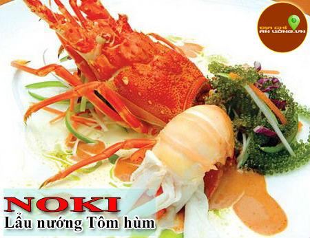 NoKi - Lẩu Nướng Tôm Hùm tươi, ngon tại Sài Gòn